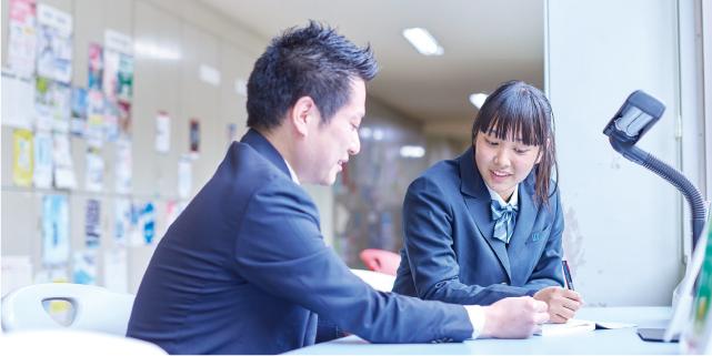 ICT環境を活かした最先端授業